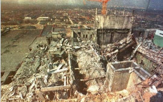 26.04.18 г. День памяти героев Чернобыльских событий