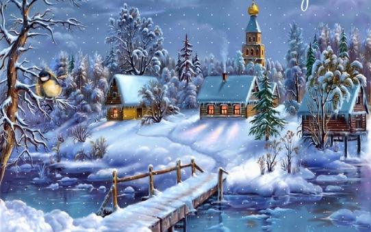 Веселого и волшебного Рождества!!!!!!!!!!!!!!!