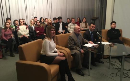 13 ноября 2019 года прошел вебинар «Управление конфликтами в семье и бизнесе», Луганск -  Нижний Новгород.