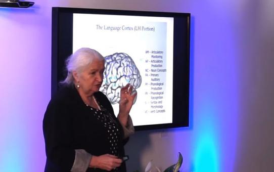 """Татьяна Черниговская: """"Мозг, с которым мы пришли в этот мир, и тот, с которым каждый из нас из него уйдет, — это совершенно разные структуры""""."""