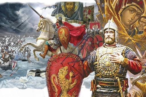 Святой благоверный князь Александр Невский. 800 лет